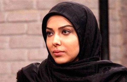 لیلا اوتادی با روسری مشکی - عکس های بدون آرایش لیلا اوتادی