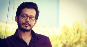 مهرزاد جعفری یکی از بازیگران سریال شرم