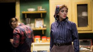 بازی آناهیتا درگاهی در تئاتر