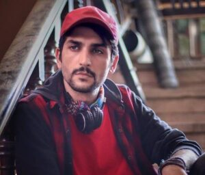 نیما نادری با گریم سریال شرم