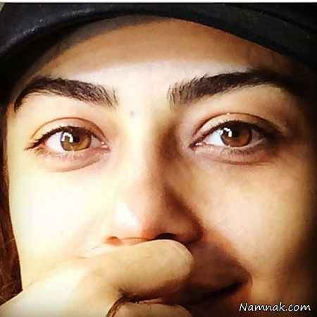 عکس های بدون آرایش یکتا ناصر
