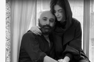 عکس های عاشقانه ریحانه پارسا و مهدی کوشکی