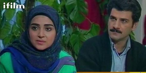 کمند امیر سلیمانی و ناصر هاشمی در پدر سالار - عمل زیبایی کمند امیرسلیمانی