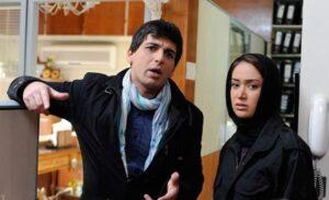حضور بهاره افشاری در فیلم خیابان بیست و چهارم