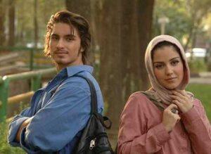 عکس افسانه پاکرو و امیرعلی رنجبر در فیلم محاکمه