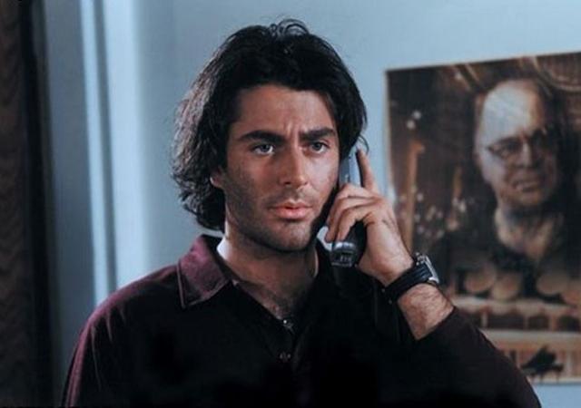 محمدرضا با موی بلند - عمل زیبایی محمدرضا گلزار