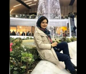 تینا عبدی در ایران مال