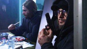سکانسی از بازیگران داعشی در سریال خانه امن