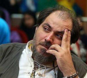 سید مهرداد ضیایی یکی از بازیگران سریال شرم