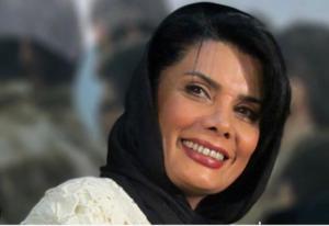 لبخند زیبای عاطفا رضوی بازیگر 51 ساله سینما