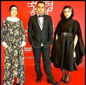 آناهیتا افشار در بیست و چهارمین جشنواره فیلم بوسان