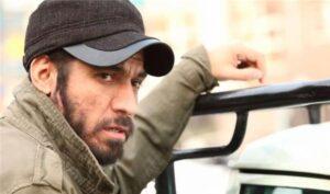 کاظم برزگر از بازیگران سریال خانه امن در نقش بیژن