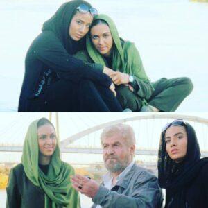 بهارک صالح نیا در فیلم سینمایی چراغ های رابطه