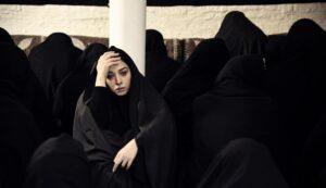 عکس باحجاب آناهیتا درگاهی با چادر