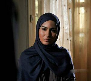 بهارک صالح نیا قبل از مهاجرت در یک سریال