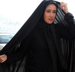 عکس جدید بهاره افشاری با چادر و حجاب کامل