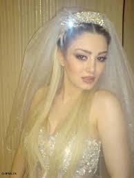 سحر قریشی با لباس عروسی - عکس بی حجاب سحرقریشی