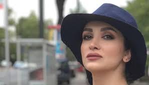 روناک یونسی با کلاه - عمل زیبایی روناک یونسی