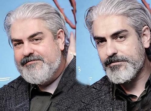 مهدی پاکدل اگر چاق بود - بازیگران ایرانی اگر چاق بودند