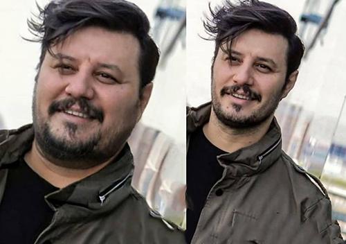 جواد عزتی اگر چاق بود - بازیگران ایرانی اگر چاق بودند