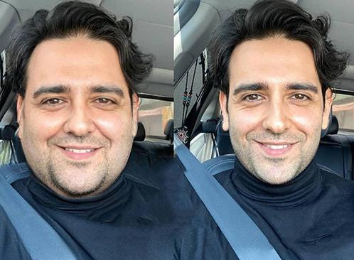 امیرحسین آرمان اگر چاق بود - بازیگران ایرانی اگر چاق بودند