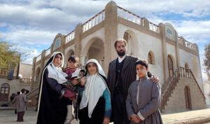 بهارک صالح نیا در فیلم یتیم خانه ایران