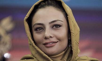 یکتا ناصر با شال زرد - عکس های بدون آرایش یکتا ناصر