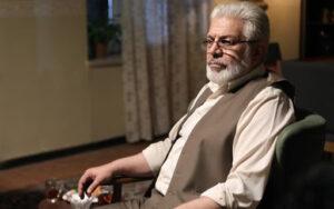 پرویز فلاحی پور از بازیگران سریال خانه امن در نقش قاضی