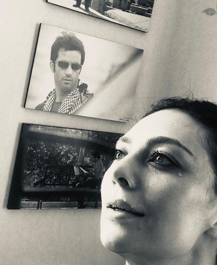 یکتا ناصر در حال گریه - عکس های بدون آرایش یکتا ناصر