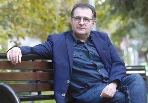 علی دهکردی از بازیگران مرد ایرانی بالای 40 سال