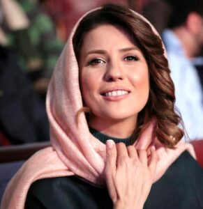 سارا بهرامی از بازیگران زن متولد دهه 60