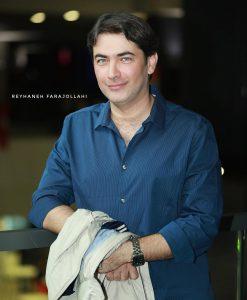 پارساپیروزفر از بازیگران مرد ایرانی بالای 40 سال