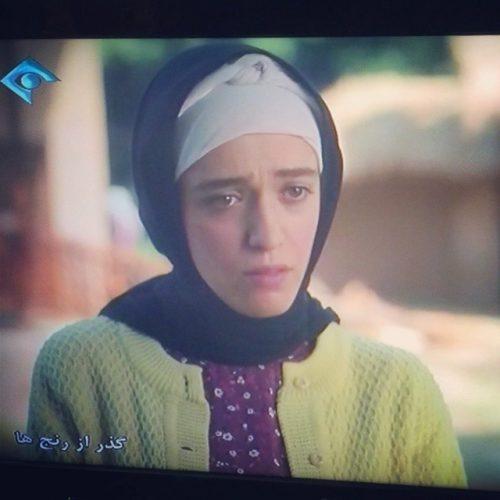 فائزه علوی در گذر از رنج ها - فائزه علوی بی حجاب