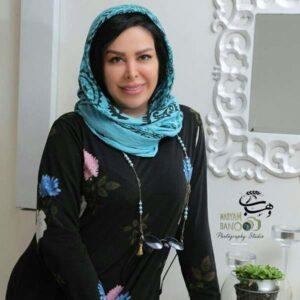فلور نظری از بازیگران زن متولد ماه بهمن
