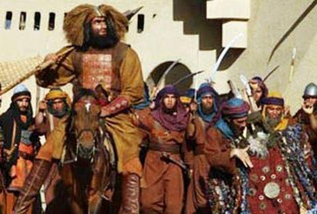 حامد حدادی بازیگر غول در سریال مختارنامه