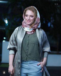 نگین معتمندی از بازیگران متولد ماه مهر