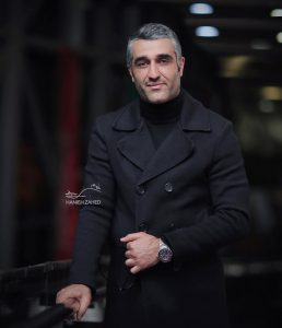 پژمان جمشیدی از بازیگران مرد ایرانی بالای 40 سال