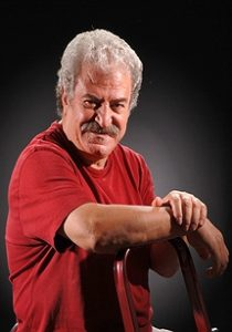 کاظم هژیر آزاد از بازیگران مرد ایرانی بالای 40 سال