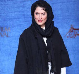 بهناز جعفری از بازیگران زن دهه 50