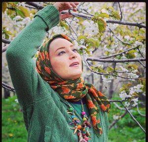 سحر ولدبیگی از بازیگران زن دهه 50