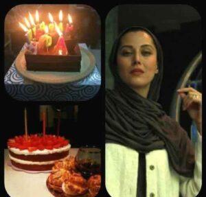 جشن تولد 44 سالگی