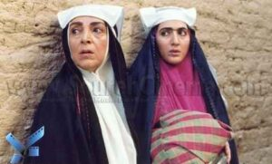 فاطمه گودرزی و نیکو خردمند در فیلم غزال