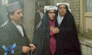 فاطمه گودرزی و اسماعیل سلطانیان در فیلم غزال