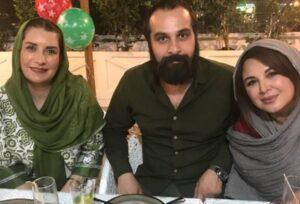 شهره سلطانی و فریبا کوثری در جشن تولد 55 سالگی فاطمه گودرزی