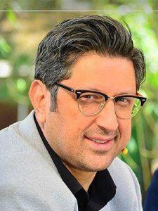 شهاب عباسی از بازیگران مرد ایرانی بالای 40 سال