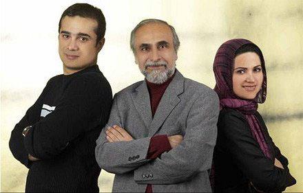 سعید امیرسلیمانی و فرزندانش