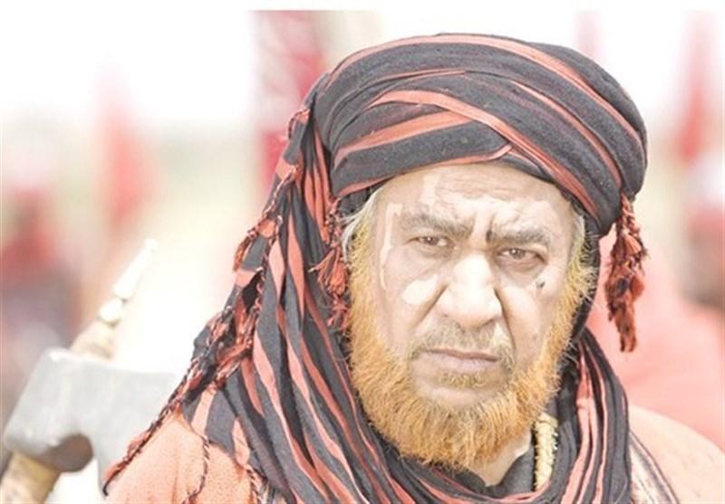 محمد فیلی بازیگر شمر مختارنامه