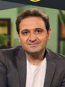 سعیدشیخ زاده از بازیگران مرد ایرانی بالای 40 سال