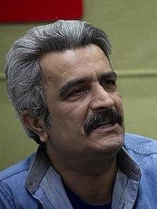 مهرداد ضیایی از بازیگران مرد ایرانی بالای 40 سال