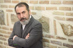 سیامک انصاری از بازیگران مرد ایرانی بالای 40 سال